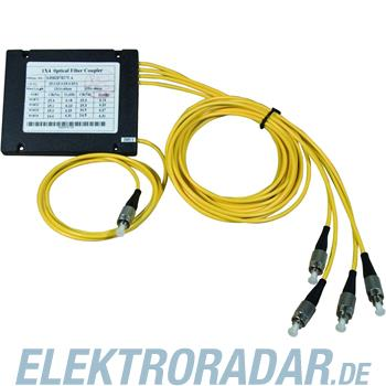Triax Optischer Verteiler 4f. TOS 04 D