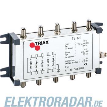 Triax Koaxiales Schutzgerät TV 4+1