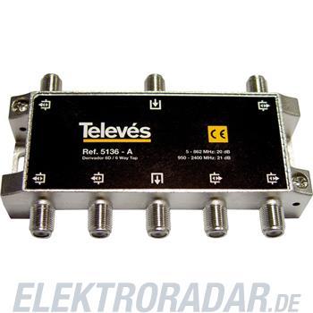 Televes (Preisner) Abzweiger 6f. AZS 618 F
