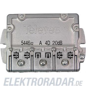 Televes (Preisner) Easy-F-Abzweiger 4f. EFA 420