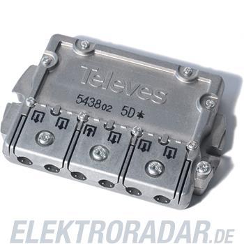 Televes (Preisner) Easy-F-Verteiler 5f. EFV 5