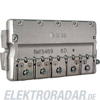 Televes (Preisner) Easy-F-Verteiler 6f. EFV 6