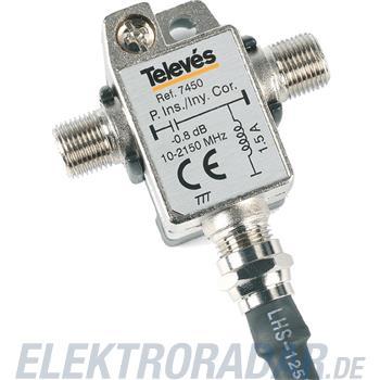 Televes (Preisner) DC-Einspeisweiche FSPW 102150