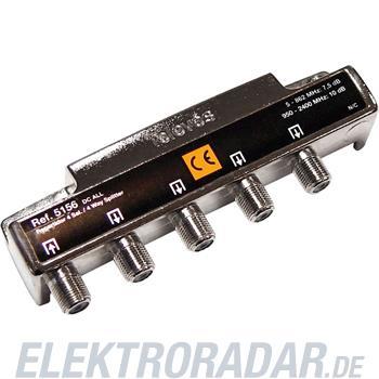 Televes (Preisner) Verteiler 4f. SDCV 49 FN
