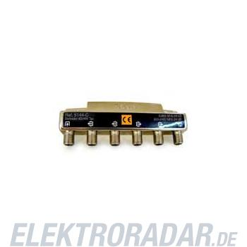Televes (Preisner) Verteiler 5f. SDCV 512 FN