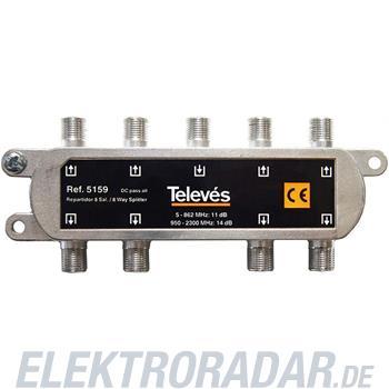 Televes (Preisner) Verteiler 8f. SDCV 819 F