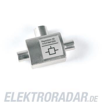 Televes (Preisner) TV-Zweigeräteverteile VFS 2 N