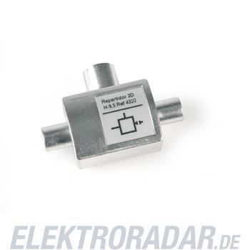 Televes (Preisner) RF-Zweigeräteverteiler VRF 2 N