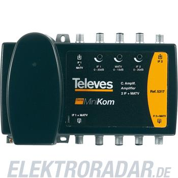 Televes (Preisner) Nachverstäker NV 38