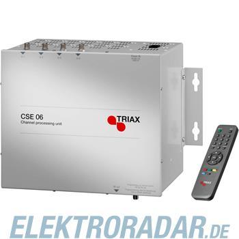 Triax Dig.Kompaktkopfstelle CSE 06012 Q