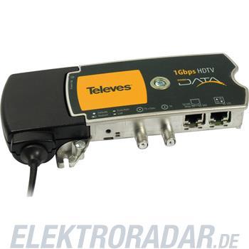 Televes (Preisner) Coaxdata-Ethernet-Adapter EKA 1000