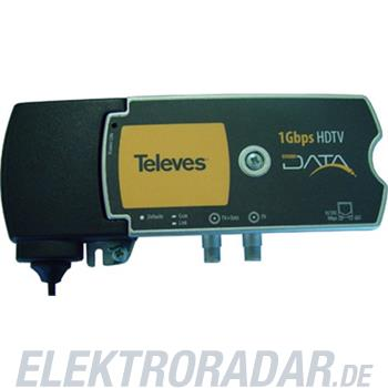 Televes (Preisner) Coaxdata-Ethernet-Adapter EKA 10001RJ45