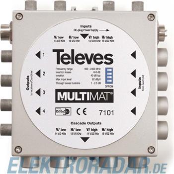 Televes (Preisner) Multischalter 4 in 4 MSU 44 M