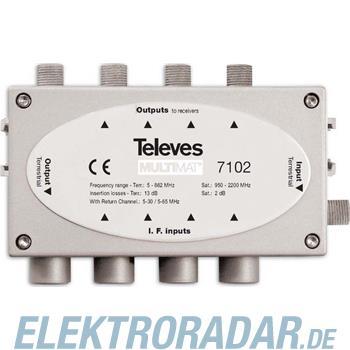 Televes (Preisner) Einschleusweiche terr.13dB MSW 44-13