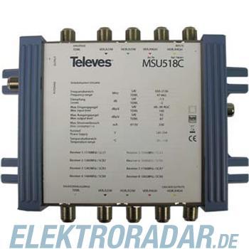 Televes (Preisner) Multischalter kaskadierbar MSU518C