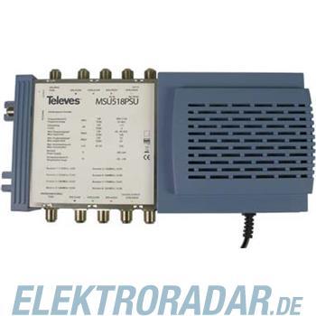 Televes (Preisner) Multischalter mit Netzteil MSU518PSU