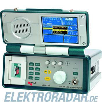 Triax Universal-Pegelmessgerät UPM2300-BASIC