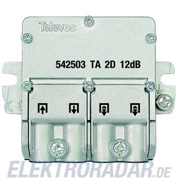 Televes (Preisner) Easy-F Abzweiger 2f. EFA212N