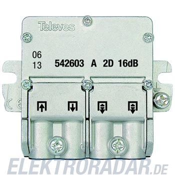 Televes (Preisner) Easy-F Abzweiger 2f. EFA216N