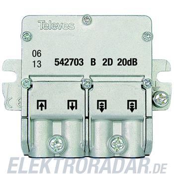 Televes (Preisner) Easy-F Abzweiger 2f. EFA220N
