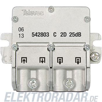Televes (Preisner) Easy-F Abzweiger 2f. EFA224N