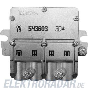 Televes (Preisner) Easy-F Abzweiger 3f. EFV3N