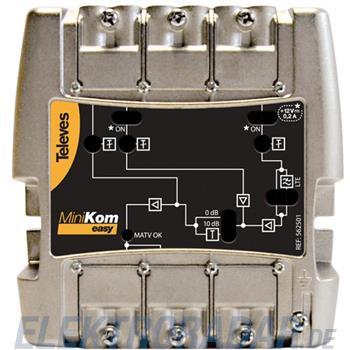 Televes (Preisner) Mehrbereichsverstärker MVNF344LTE