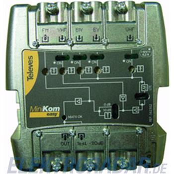 Televes (Preisner) Mehrbereichsverstärker MVNF540LTE