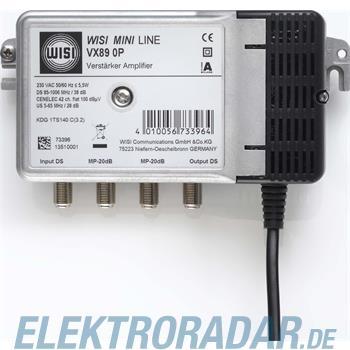 Wisi Hausanschlussverstärker VX890P