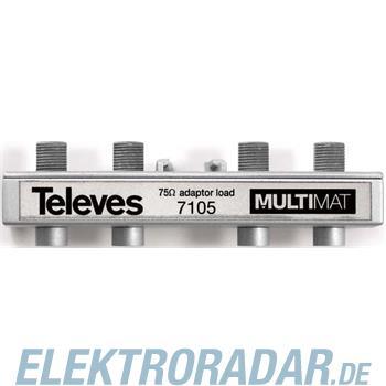 Televes (Preisner) Abschlusswid.-Leiste MSFR44M