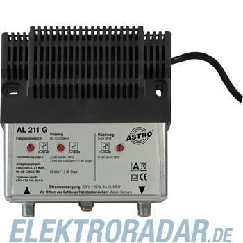 Astro Strobel Hausverstärker AL 211 G
