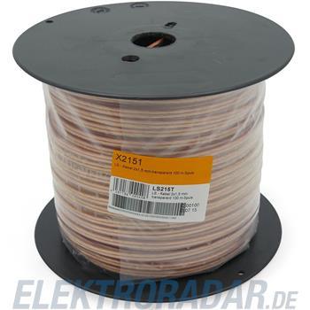 Televes (Preisner) Lautsprecherleitung LS 215 T