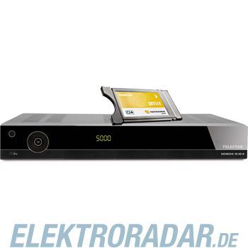 Telestar DVB-C HDTV-Receiver DIGINOVA 10 HD-K Ksw