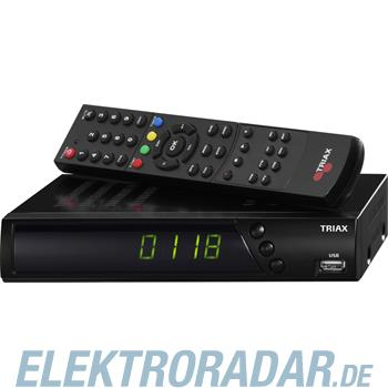 Triax DVB-S/HDTV Receiver S-HD 10 plus