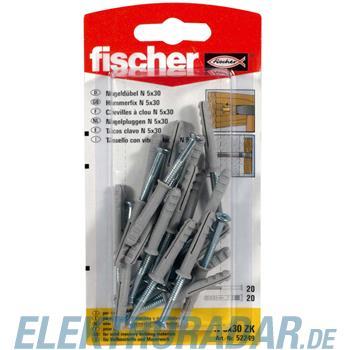 Fischer Deutschl. Nageldübel N 8x80 ZK