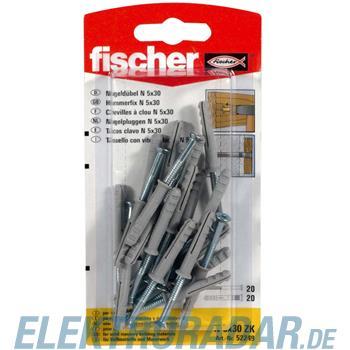 Fischer Deutschl. Nageldübel N 8x120 ZK