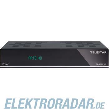 Telestar DVB-S FTA-HDTV-Receiver TD 2520 HD sw