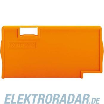 WAGO Kontakttechnik Trennplatte 2004-1394
