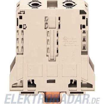 WAGO Kontakttechnik 2-Leiter Durchgangsklemme 285-995