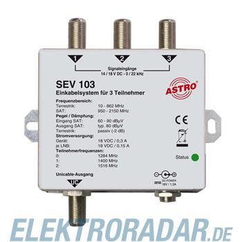 Astro Strobel Unicable Erweiterung SEV 103