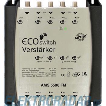 Astro Strobel SAT-ZF Verstärker AMS 5500 FM