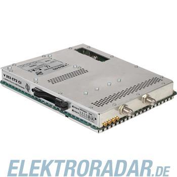 Astro Strobel Signalumsetzer 2-f.DVBC/T2 V 253 CI CT2
