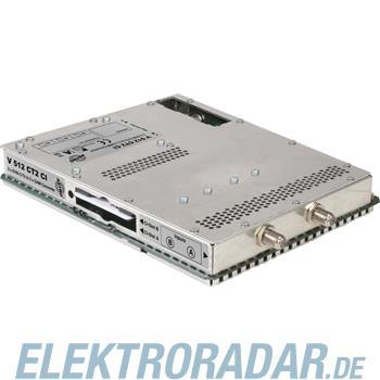 Astro Strobel Signalumsetzer 2-f.DVBC/T2 V 512 CI CT2