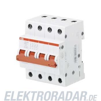 ABB Stotz S&J Lasttrennschalter SHD204/63