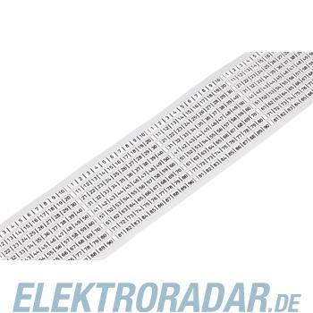 WAGO Kontakttechnik Etikett 210-831