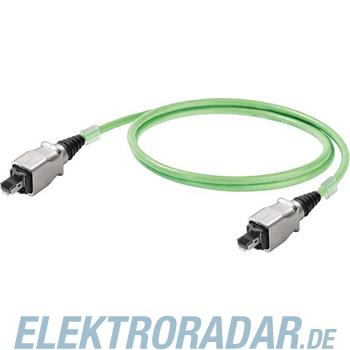 Weidmüller Schleppkettenkabel 2m IEC5DD4UG0020B2EB2EX