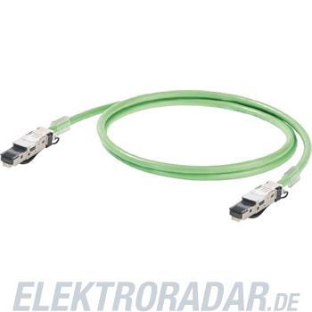 Weidmüller Schleppkettenkabel 15m IEC5DD4UG0150B2EB2EX