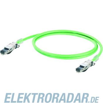 Weidmüller Schleppkettenkabel 20m IEC5DD4UG0200A20A20E
