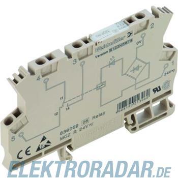 Weidmüller Relaiskoppler MCZR24VDC1CO AU TRAK