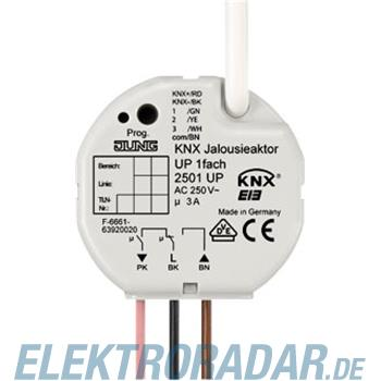 Jung KNX Jalousieaktor 1-fach 2501 UP